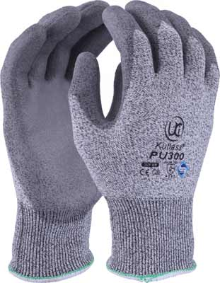 Cut Level 3 Gloves PU300